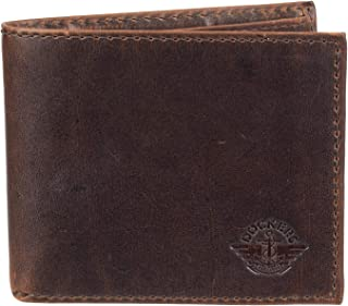 Dockers  Mens Wallet, Card Case & Money Organizer, Brown, 13 31DK240Z01