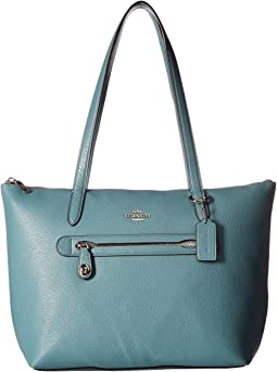 Pebbled Taylor Tote