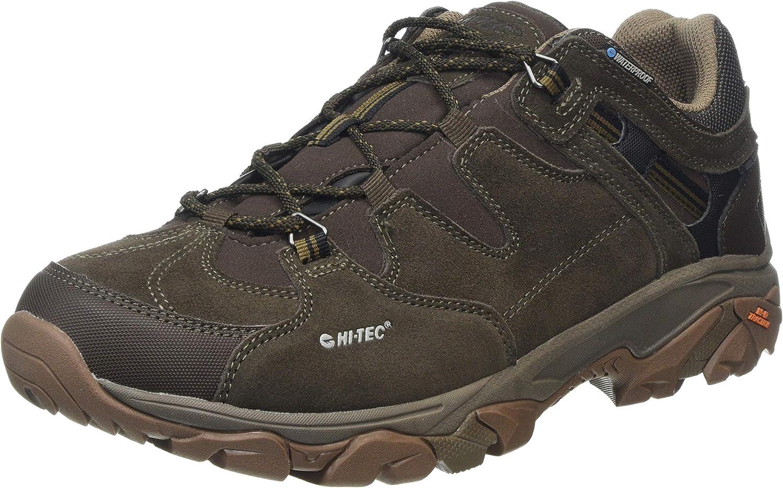 Hi-Tec Men's Ravus Adventure Low Wp Rise Hiking Boots