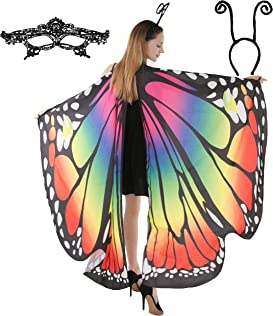 Explore butterfly capes for adults