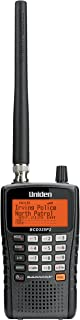 Uniden BCD325P2 Handheld TrunkTracker V Scanner. 25,000 Dynamically Allocated Channels. Close Call RF Capture Technology. Location-Based Scanning and S.A.M.E. Weather Alert. Compact Size.