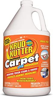 KRUD KUTTER CR012 Carpet Cleaner/Stain Remover, 1-Gallon