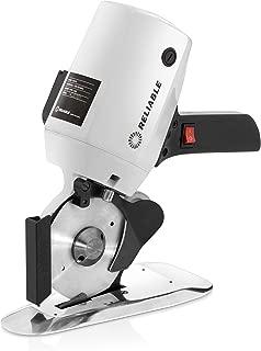 Reliable 1500FR Octagonal Knife Cloth Cutting Machine, 4-Inch High Power Light Weight Garment Cutter, 1