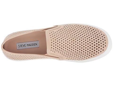 Steve Madden SuedeNatural Black Sneaker Suede P Gills rrxHzU