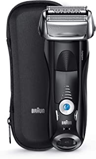 Braun Series 7 7842s - Afeitadora Eléctrica Hombre para Barba, en Seco y Mojado, Recortadora de Precisión Integrada, Máqui...