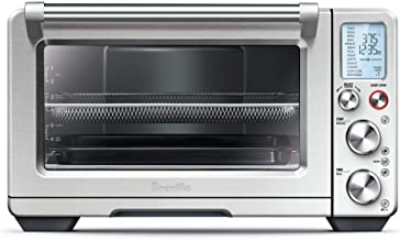 "Breville BOV900BSSUSC The Smart Toaster Oven, 17.2"" x 21.4"" x 12.8"",.."