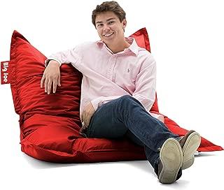 Big Joe 640613 Original Bean Bag Chair, Flaming Red