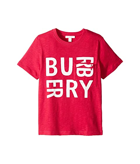 Burberry Kids Furgus T-Shirt (Little Kids/Big Kids)