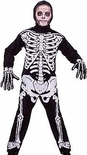 Forum Novelties Skeleton Costume, Child Large