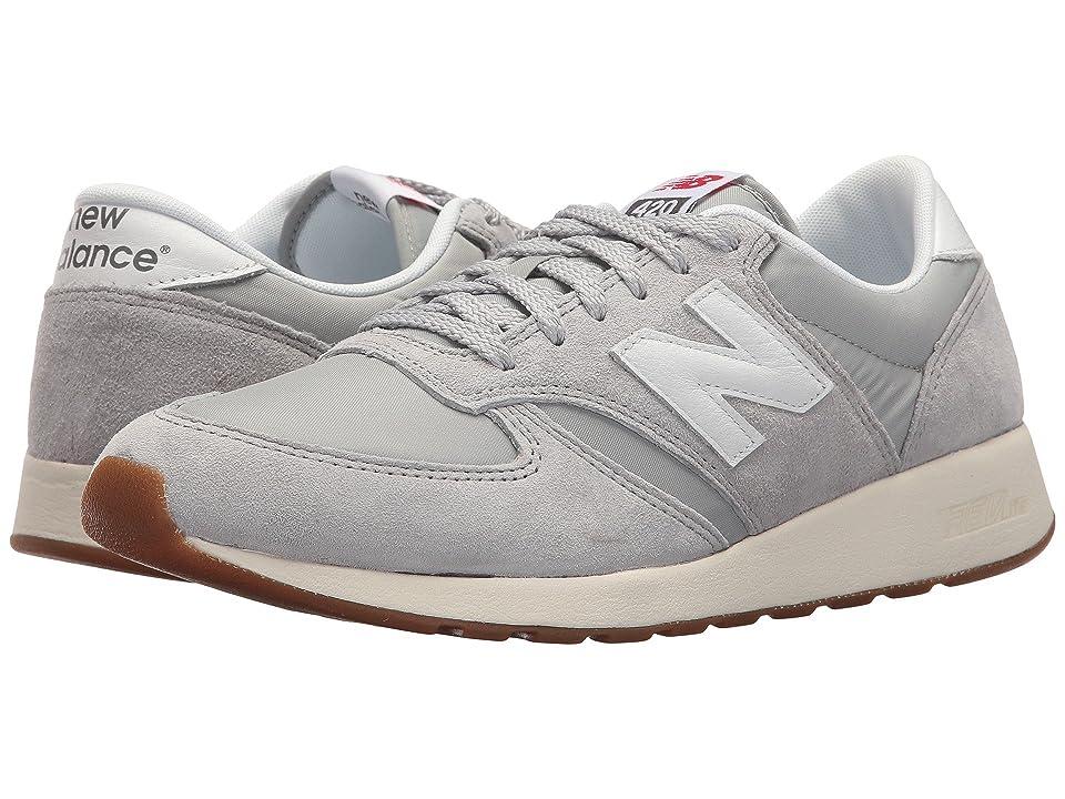 New Balance Classics MRL420Sv1 (Grey/White) Men