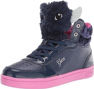 حذاء رياضي برقبة عالية للأطفال Dj Rock Girl 15 من جيوكس