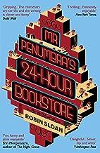 Mr Penumbra's 24-hour Bookstore (English Edition)