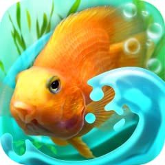Observe realistic animations, behavior, and interactions of more than 40 species of 3D fish Customize up to five aquariums, selecting backgrounds, accessories, and the perfect mixture of species Participate in detailed interaction with your fish, inc...