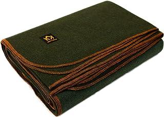 Arcturus Camo Arcturus™ 80 % tung ullfilt 1,8 kg 162,6 cm x 223,5 cm olivgrön