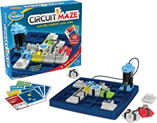 Think Fun ThinkFun–spellen–Circuit Maze