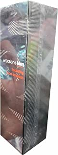 2 Packs of Watsons Men Hydrating Facial Emulsion. Replenish and lock in skin moisture, soothe skin after shaving (125 g/pack).