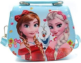 HXQ Toy Little Girls Crossbody Purses,Princess Handbag for Kid