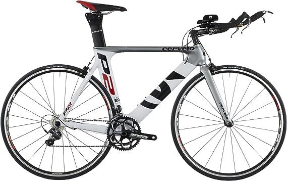 Cervelo P2 Road Ultegra Black (2013) (Frame Size: 56 cm) Triathlon Road Bike