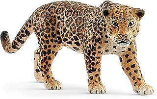 Schleich Jaguar Toy Figure, Brown/Black