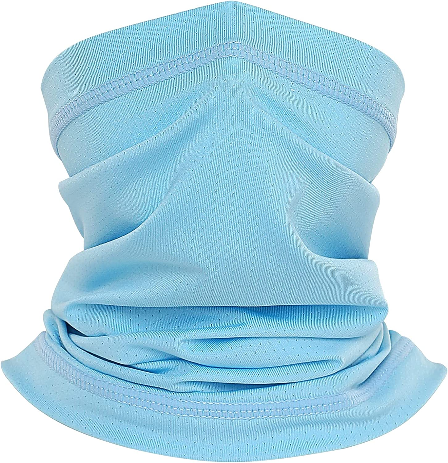 Jepony Kid Neck Gaiter Face Mask for Boys Girl Balaclava Cooling Face Cover Cycling Scarf Mask UV Protection Outdoor