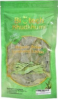 Eucalyptus Leaves for Tea 2.0Oz (56 Grams) from High Nutrition Asian Dried Eucalyptus/Eucalypto Leaves - Clean & Safe in S...