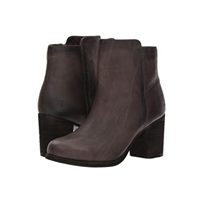 Frye Addie Inside Zip (Smoke) Women