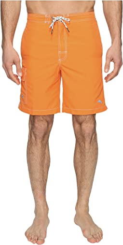 "The Baja Poolside 9"" Swim Trunks"