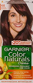 Garnier Color Naturals 4.6 burgundy Haircolor