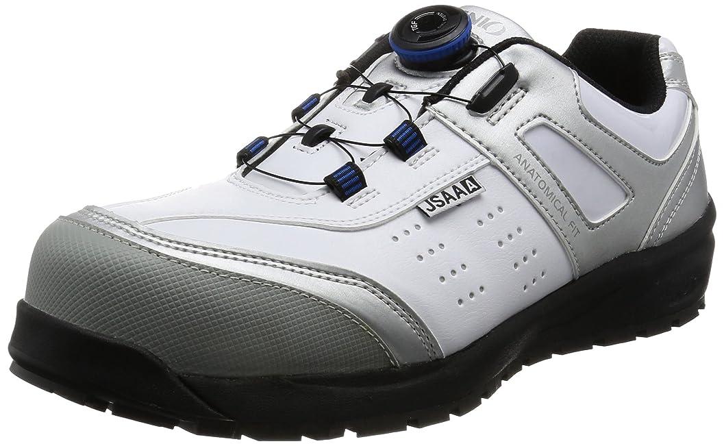 名前を作るそう動詞[イグニオ] セーフティシューズ(安全靴) JSAA A種認定 耐滑ソール TGFダイヤル式 IGS1037TGF