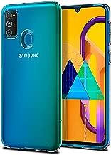Spigen Liquid Crystal Back Cover Case Designed for Samsung Galaxy M21 / M30s - Crystal Clear