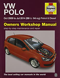 Gill, P: VW Polo Petrol And Diesel (Oct 09 - Jul 14) 59 To 1