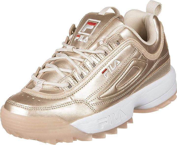 scarpe fila disruptor m low w scarpa 158393
