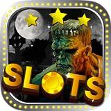 Frankenstein Monster Slots Machine : Tomb of Zombie & Skull of Deadly Ghost
