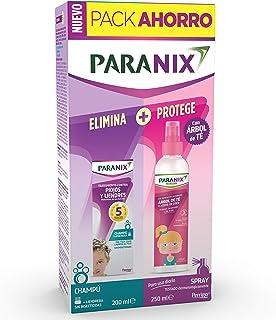 Paranix Paranix Pack Champú + Paranix Árbol De Té Para Niñas 450 g