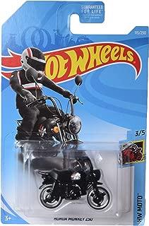 Hot Wheels Moto Series 3/5 Honda Monkey Z50 115/250, Black