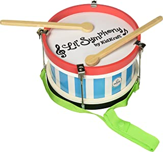 KidKraft Lil Symphony Wooden Drum Toy