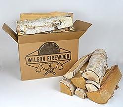 Wilson Enterprises White Birch Split Firewood