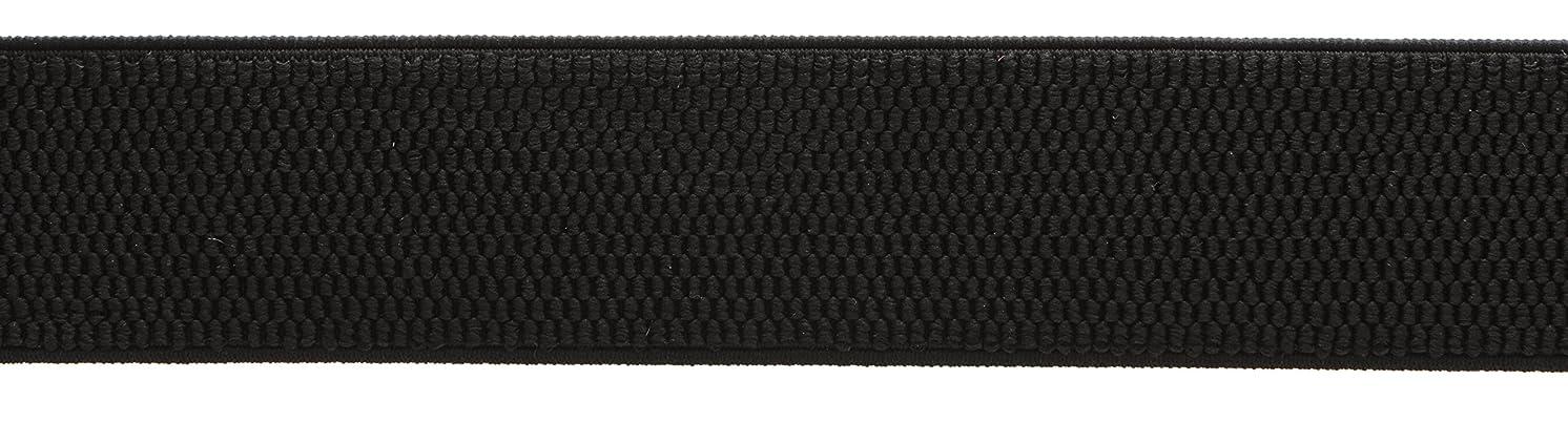 Simplicity 41 mm Textured Elastic Band Trim and Embellishments, Black