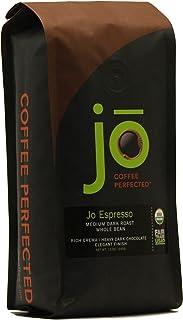 Sponsored Ad - JO ESPRESSO: 12 oz, Medium Dark Roast, Whole Bean Organic Arabica Espresso Coffee, USDA Certified Organic E...