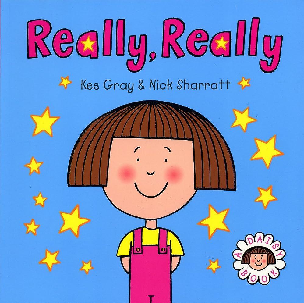 発言するむしろスーツDaisy: Really, Really (Daisy Picture Books Book 2) (English Edition)