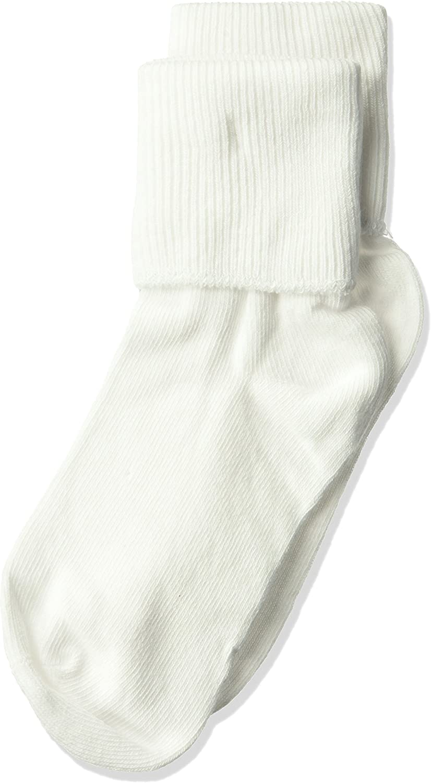 Jefferies Girls' Organic Cotton T C - White