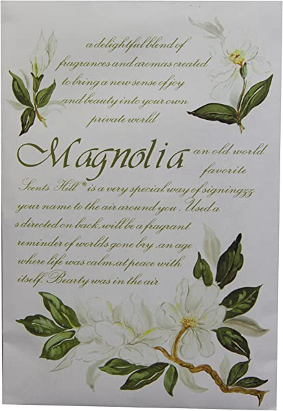 Scents Hill Fragrance Sachet Packets To Closet And Drawer Lot Of 4 Magnolia