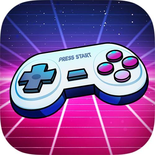 Press Start - Game Nostalgia Clicker