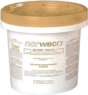 Norweco 10lb. Bio-Perc Remediation Tablets