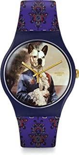 Swatch Originals Sir Dog Mens Watch SUON120