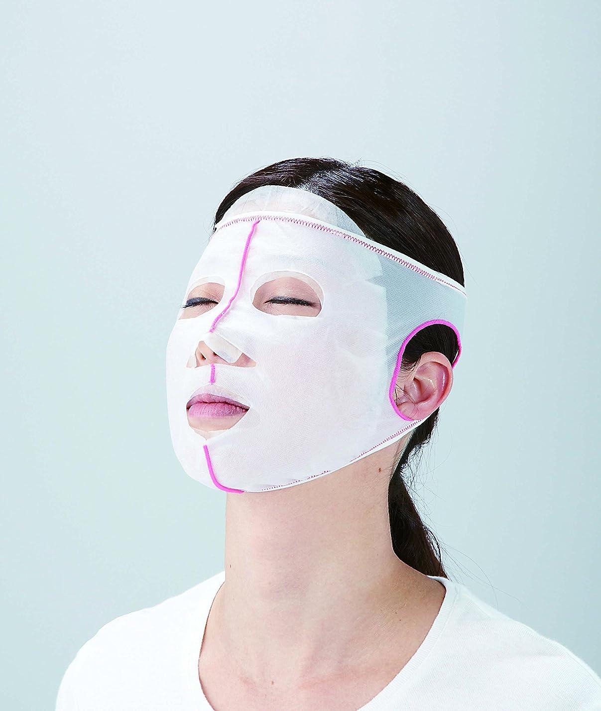 日没満足させる抗生物質透湿マスク シットリーナ リフトアップ  保湿マスク 顔パック 日本製 うるおい