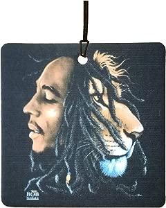 Bob Marley Lion Car Air Freshener