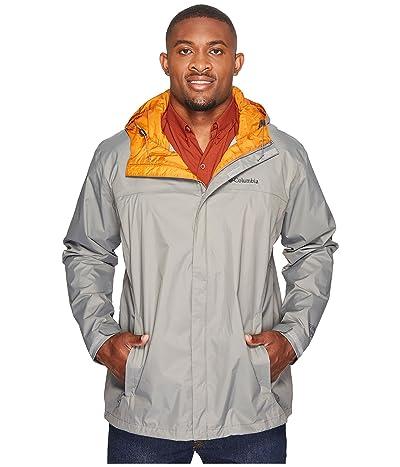 Columbia Big Tall Watertighttm II Jacket (Boulder/Bright Copper) Men