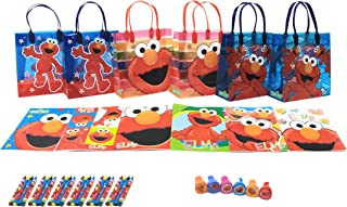 Sesame Street Elmo Party Favor Set