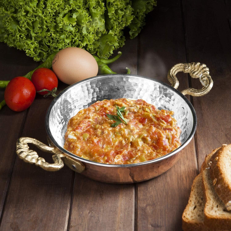 Destalya Po/êle /à omelette et paella 18 cm